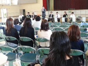 羽生実業PTA総会
