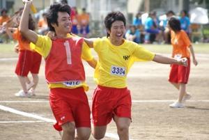 羽実体育祭