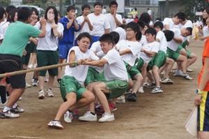 体育祭予行